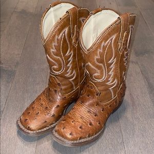 Other - Cowboy boots Kids size 10